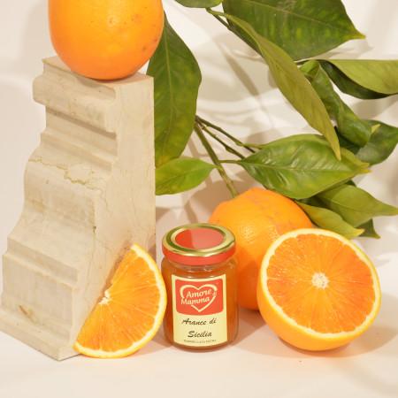 Arance di Sicilia 100 gr