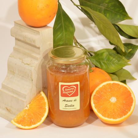 Arance di Sicilia 630 gr